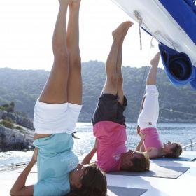 Yogacruise in Turkije 11
