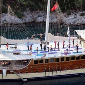 Yogacruise in Turkije 15