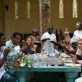 Yoga & Adem op Lamu 9