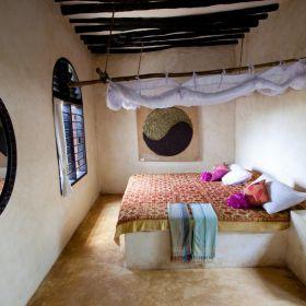 Yoga & Adem op Lamu 10