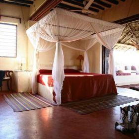 Yoga & Adem op Lamu 11