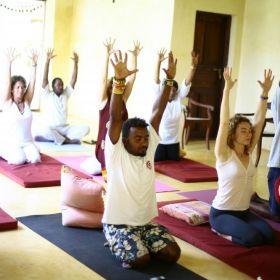 Yoga & Adem op Lamu 20