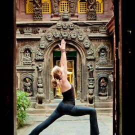 Yoga en Boeddhisme in Nepal 4